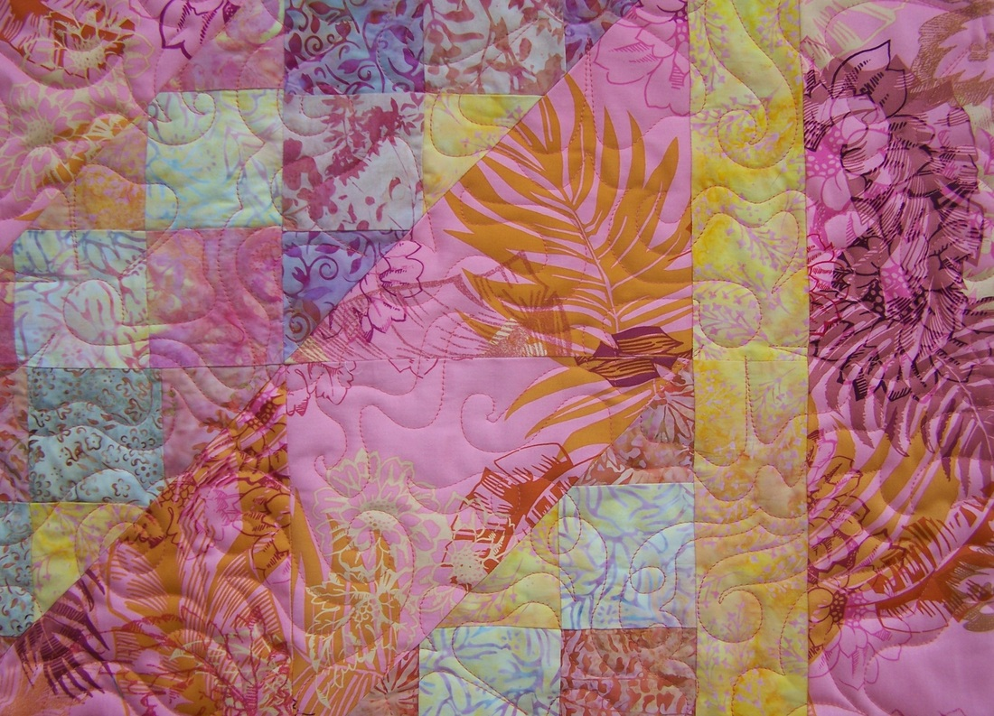 Storm At Sea Quilting Ideas