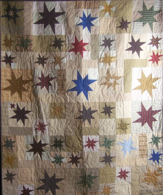 Star Dance Quilting