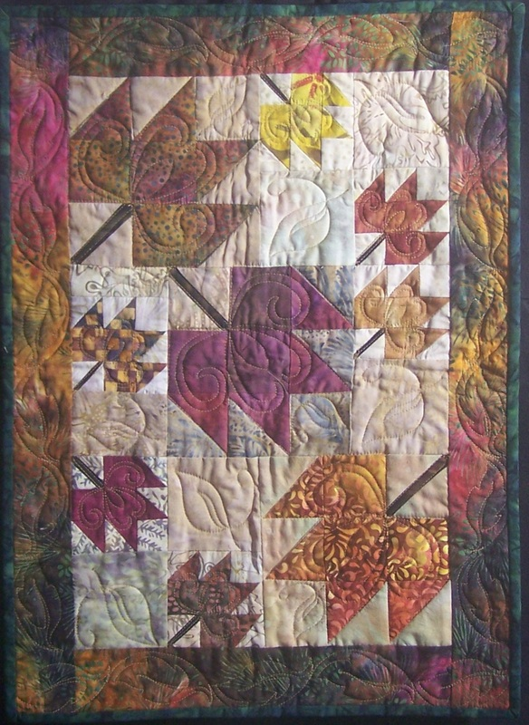 Quilted by On Point Quilter