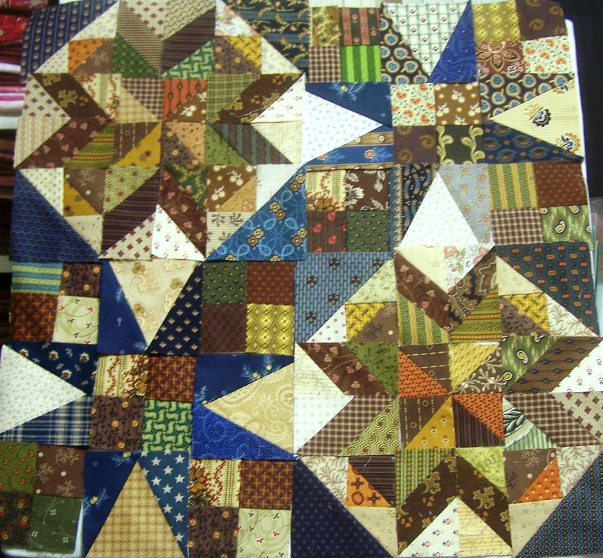 Celtic Solstice Blocks