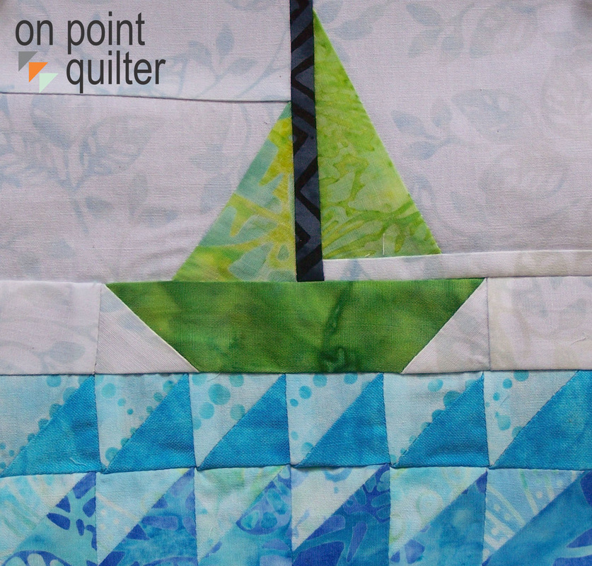 Instructions Available at www.onpointquilter.com