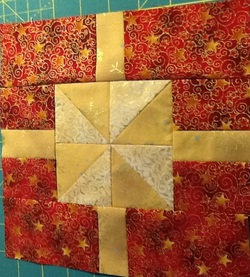 Christmas Presents by On Point Quilter