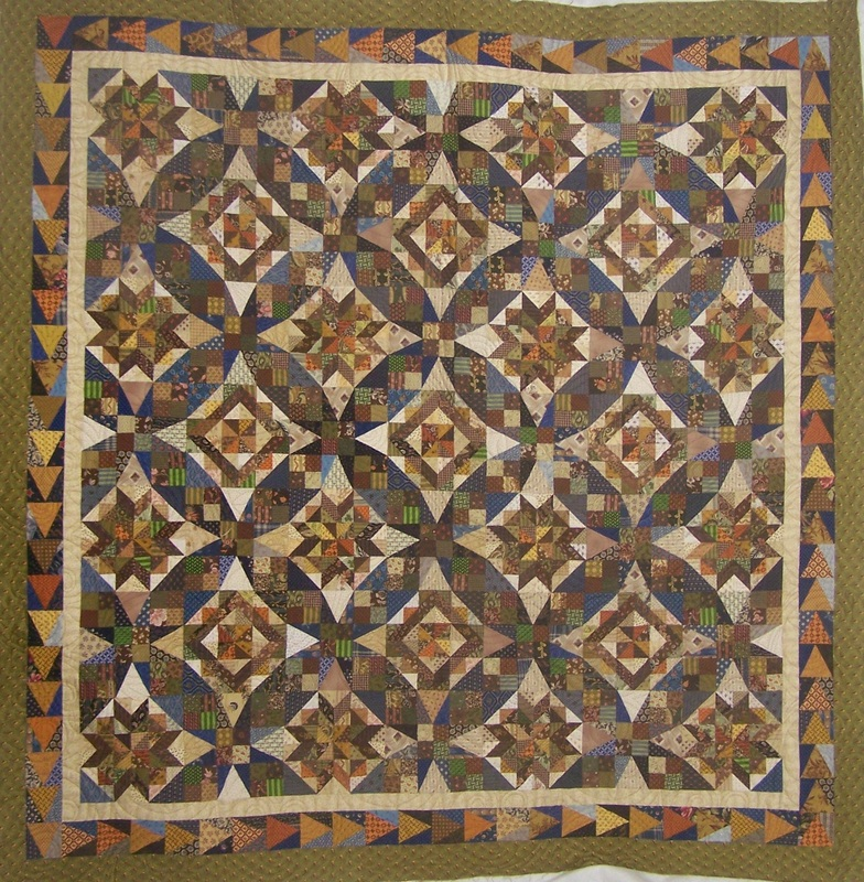 Celtic Curlz Quilting by On Point Quilter