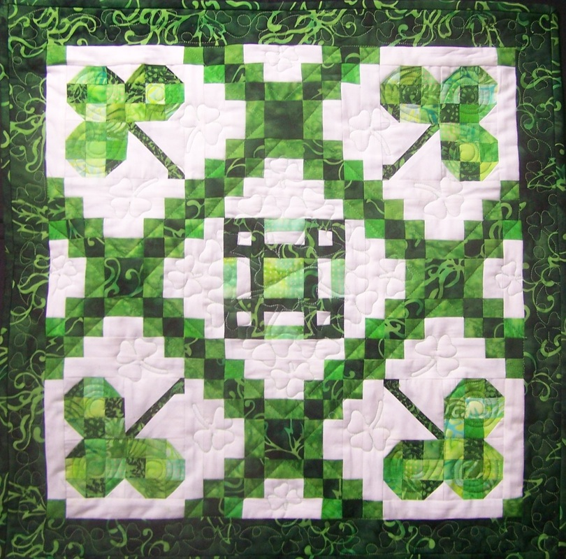 St. Patricks Day Quilt