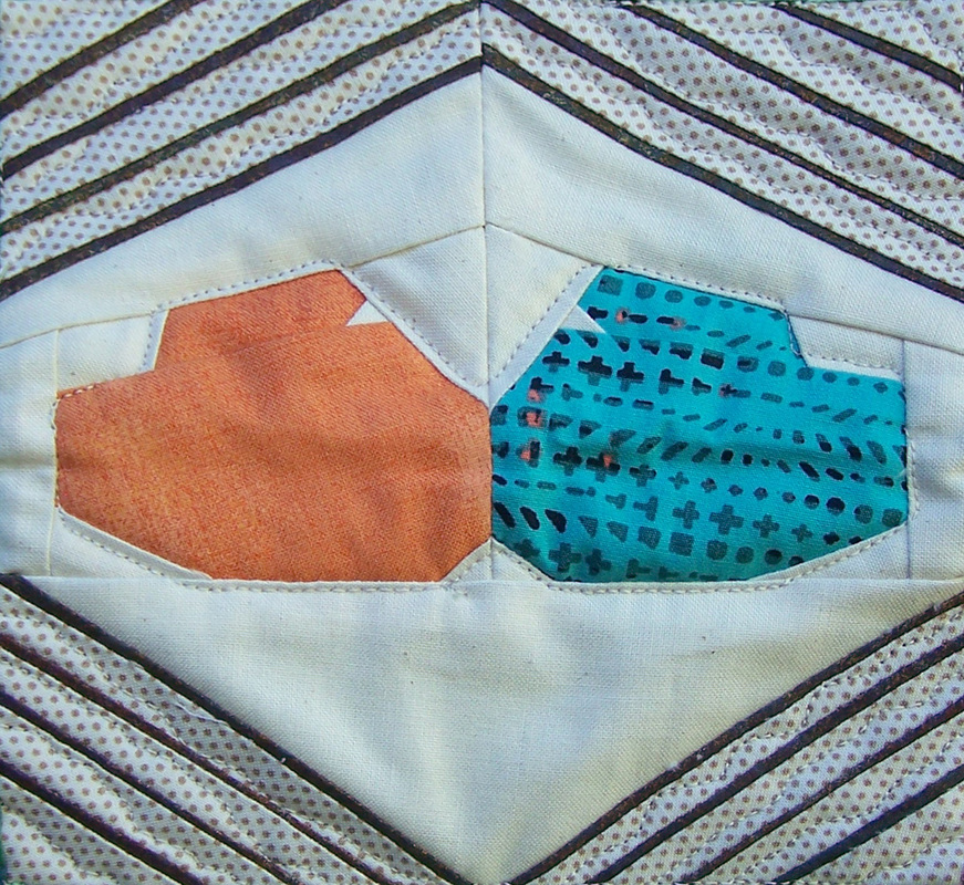 Pattern Available from On Point Quilter